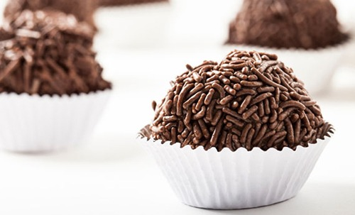 Brigadeiro: Brazilian sweetness in a small dessert