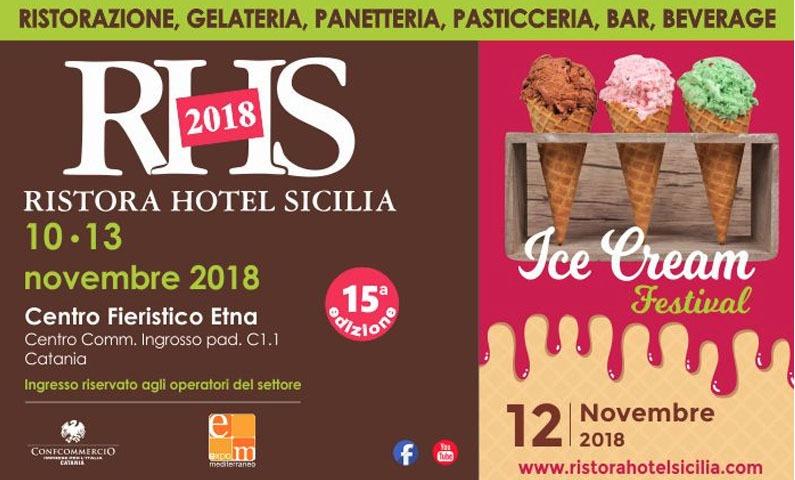 Ristora Hotel Sicilia 2018