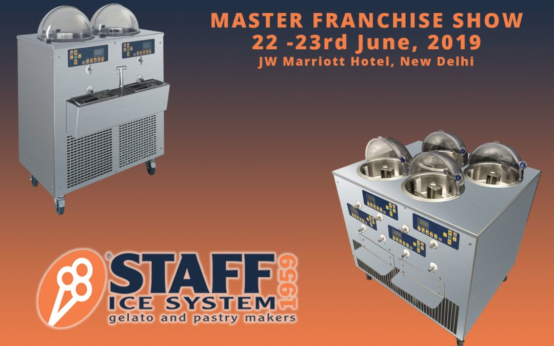 MASTER FRANCHISE SHOW – NEW DELHI 2019